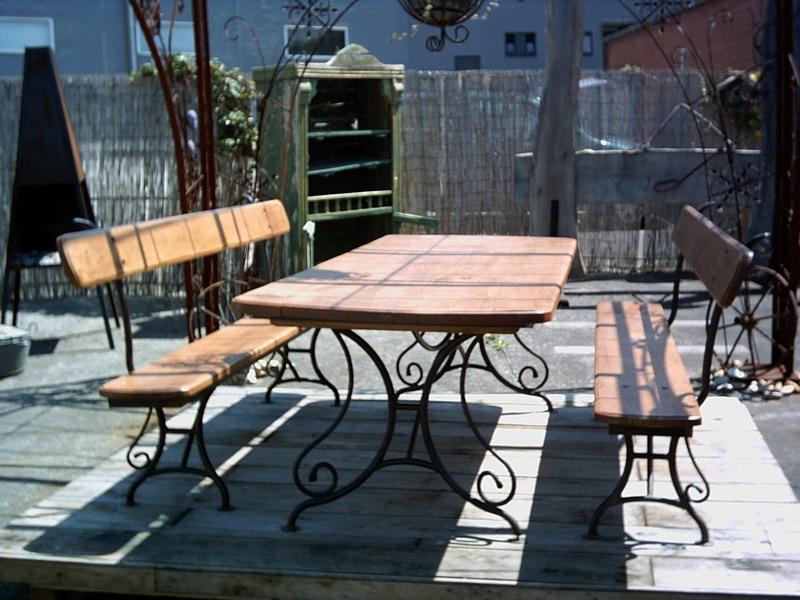 Acheter Garden benches