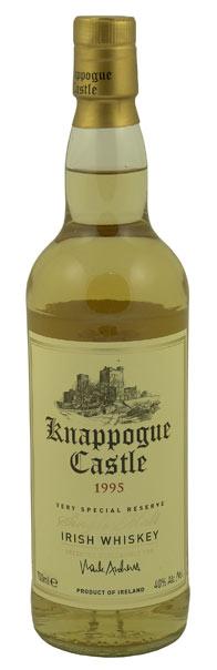 Acheter Whisky irlandais Knappogue Castle 1995