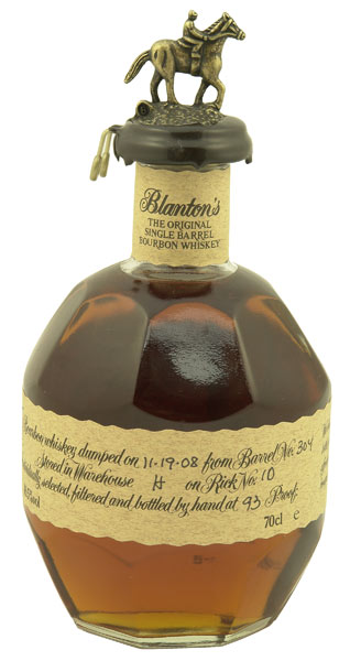 Whisky USA Blanton's original