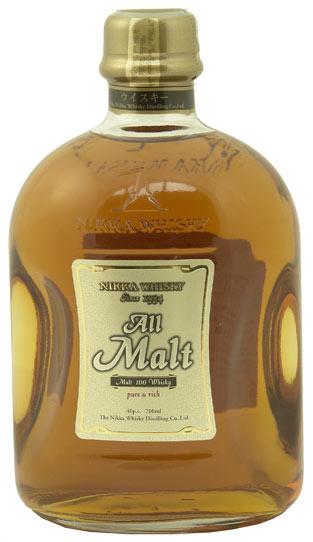 Acheter Whisky japonais Nikka All Malt