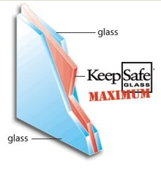 Glass KeepSafe Maximum