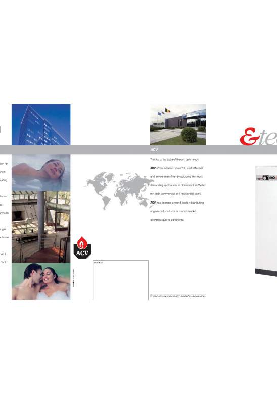 Acheter Hot water Tanks and Boilers > E-tech S 380