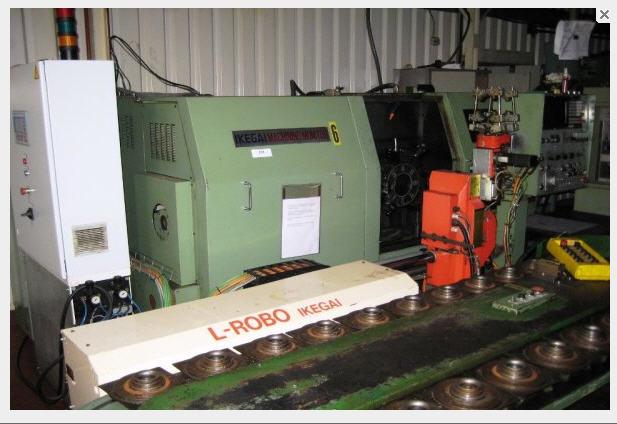 Acheter Turning Centres CNC IKEGAI (FX25II)