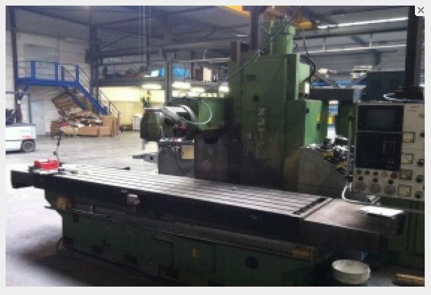 Acheter Milling machine ZAYER (3000 BF3)
