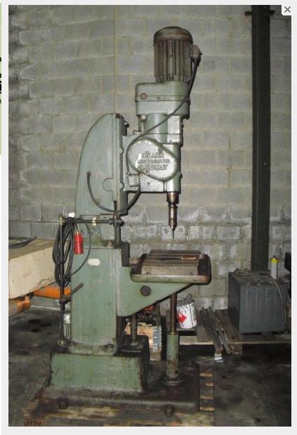 Acheter Drill HULLER (tapmachine)