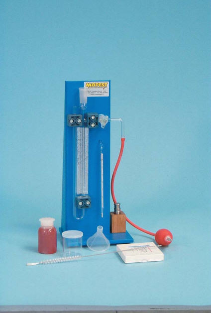 Acheter E009-Kit: Blaine air permeability meter, used to determine the fineness of Portland cement.