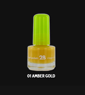 Acheter Nail polish 01 Amber Gold