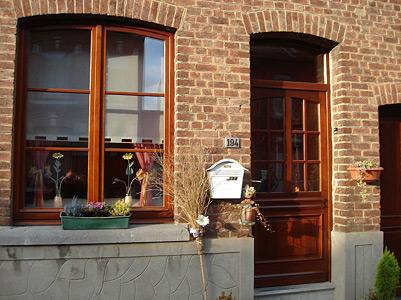 Acheter Сhâssis de porte en bois