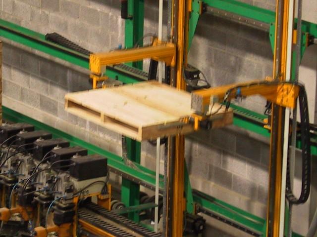 Acheter Palettes en bois moyennes