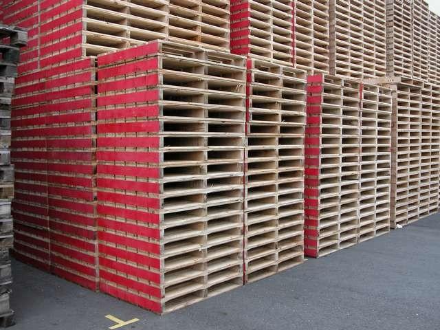 Acheter Palettes en bois grandes séries
