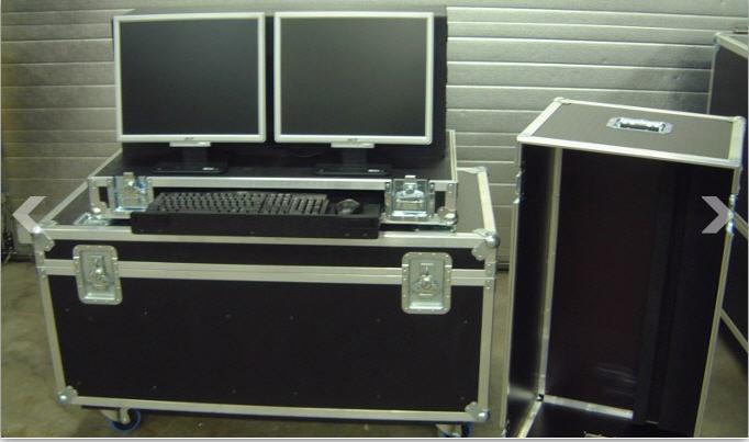 Acheter Flightcases compacts pour ordinateurs