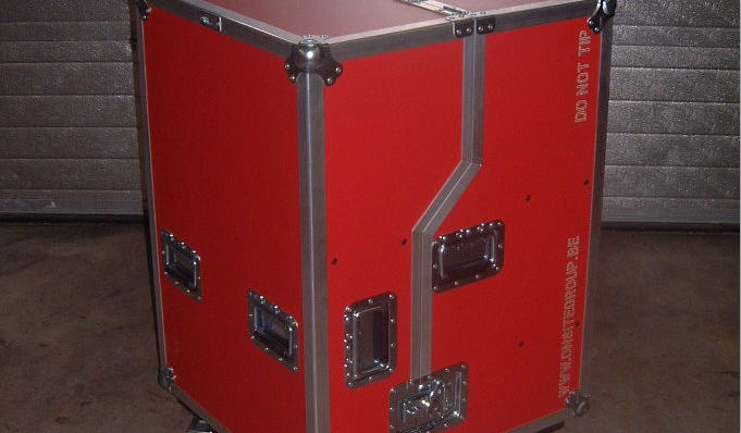 Acheter Flightcases rouges