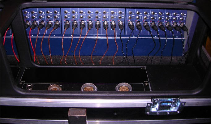 Acheter Flightcases pour câblage et installation de plug & play systèmes
