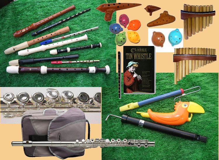Acheter Flutes