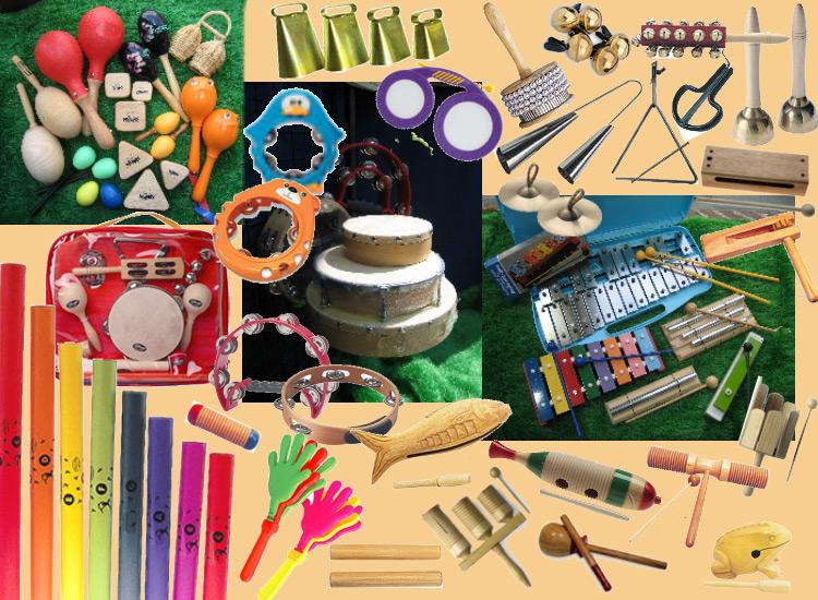 Acheter Petites percussions