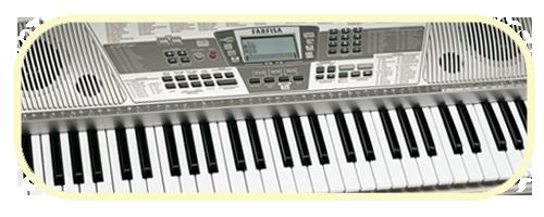 Acheter Synthé Farfisa Modèle TK79