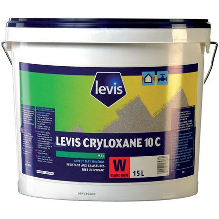 Acheter Peinture de facade Cryloxane 10C
