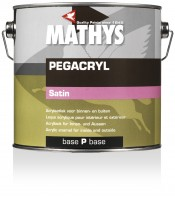 Acheter Laque acrylique satinée Pegacryl Satin