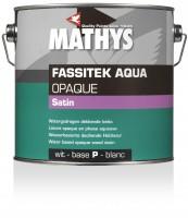 Acheter Peinture Fassitek Aqua Opaque