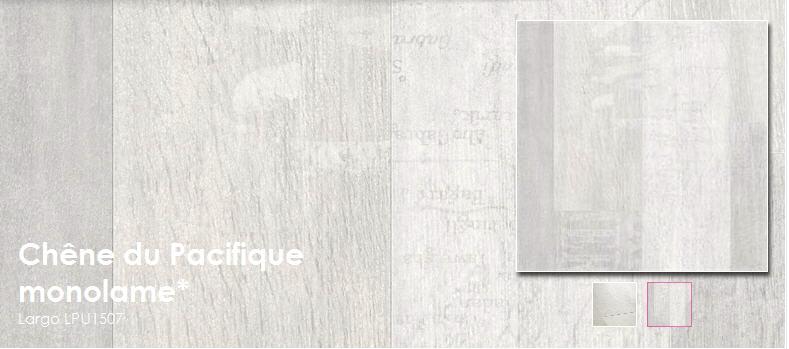 Acheter Planches extra larges et longues avec chanfreins - Chêne du Pacifique monolame - Largo LPU1507