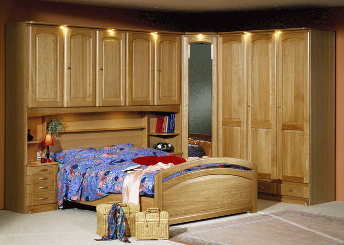 Awesome Chambre A Coucher En Bois Contemporary  Design Trends