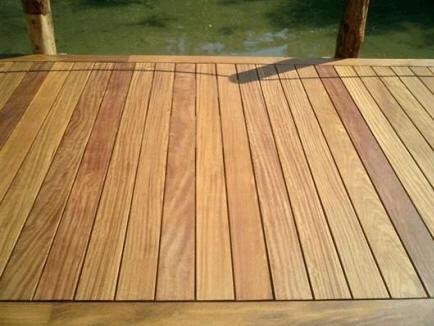 Acheter Plancher de terrasse en bois