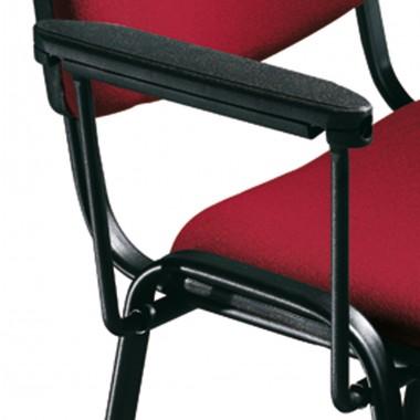 Acheter Chaises visiteurs et réunion - Visit+ accoudoirs adaptable
