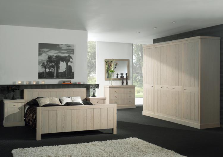 Acheter Chambre à coucher en chêne massif (faces et carcasses)