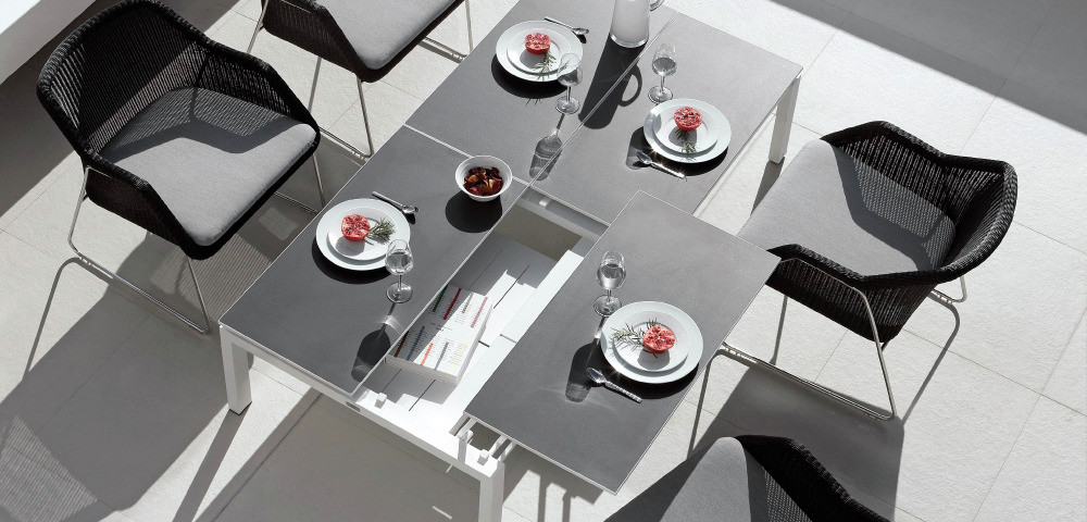 Acheter Table Trento Tip-up Collection