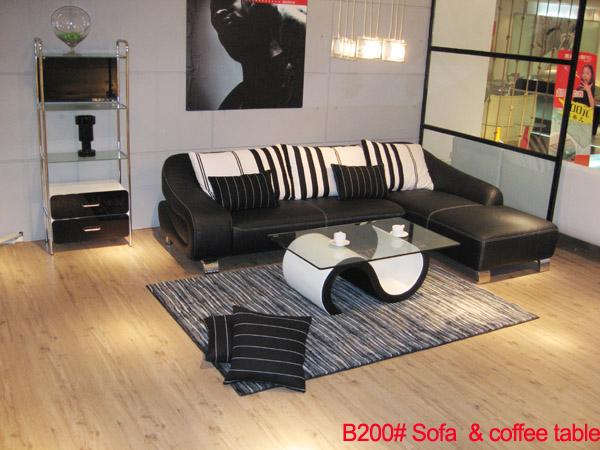 Acheter Salons en cuir B-200