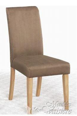 Acheter Chaise en bois et tissu