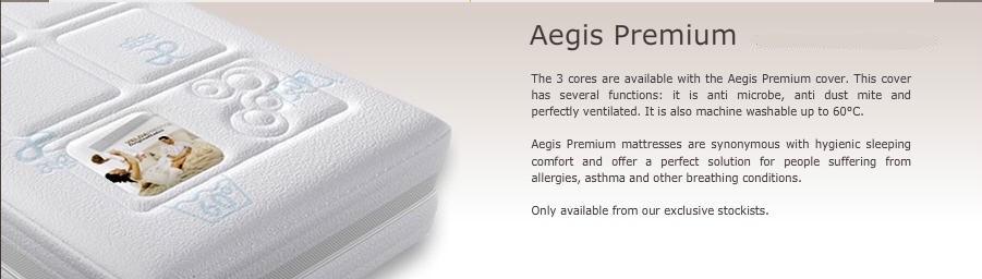 Acheter Mattress Aegis Premium