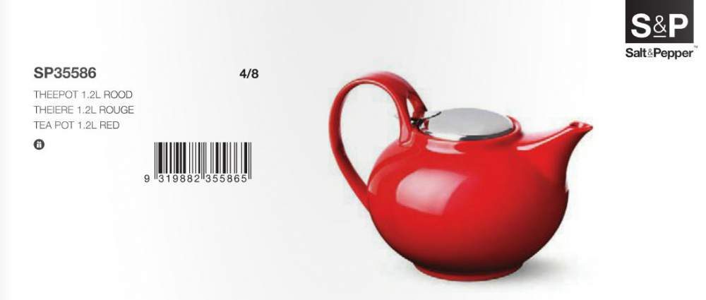 Acheter Therie 1,2 L Rouge