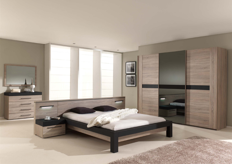 Meubles de chambres coucher cetto en dottignies dans les - Prix chambre a coucher ...
