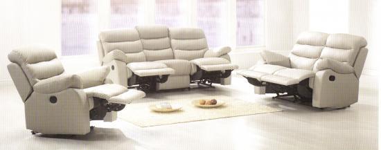 Acheter Meubles de salon en cuir ou tissu