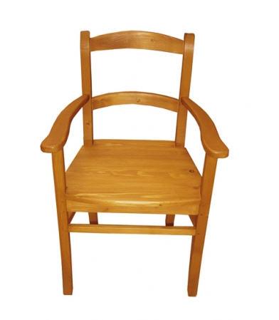 Acheter Chaise accoudoir - Collection Jackson - Sylvie - 691680