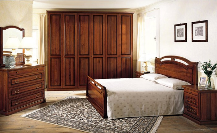 Acheter Chambre à coucher Adulte - Maro Classique - Bella Venezia