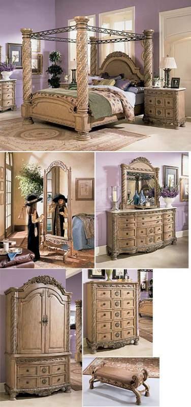Acheter Furniture - Bedroom sets - Ref: B02