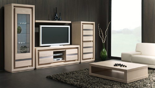 Acheter Furniture - Entertainment Centers - Wall-units - Ref: A05