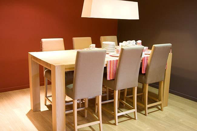 Acheter Meubles de salle a menager - Family Hoge tafel Wibo