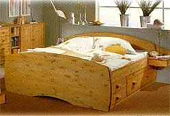 Acheter Meubles de chambre a coucher Adulte - Le Lit Modulaire Komfortabel