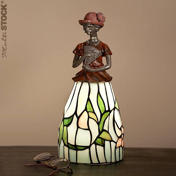 Acheter Belle Lampe tiffany : Femme