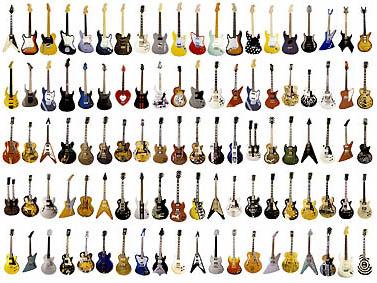 Acheter Guitares