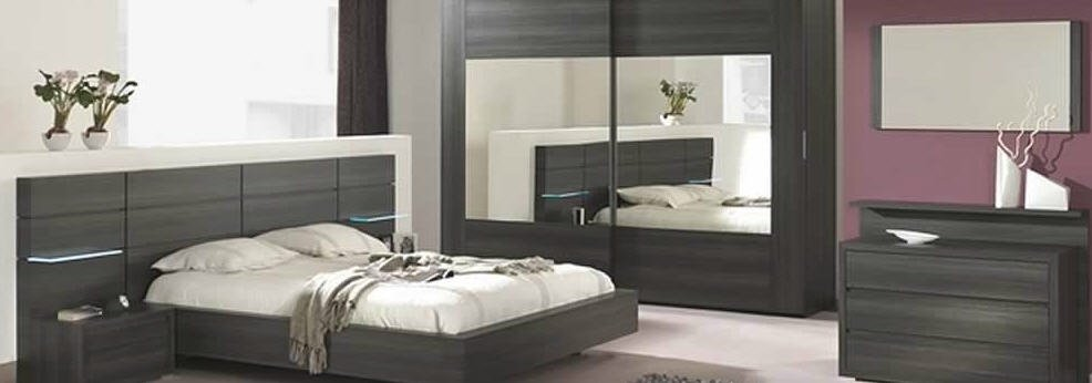 Beautiful Meuble Chambre A Coucher Adulte Contemporary - Amazing
