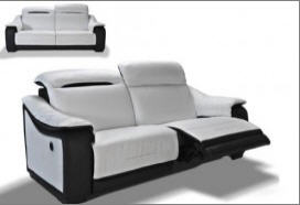 Acheter Meubles de salon au cuir - Relax électrique