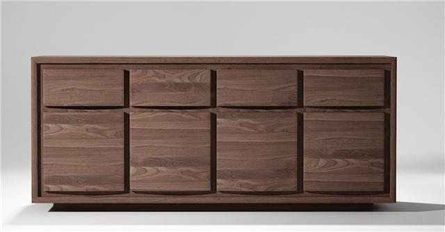 Dressoir 4P/4T Bologna by Vandecasteele