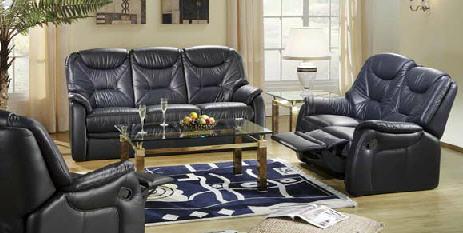 Acheter Meubles de salon en cuir Lederland