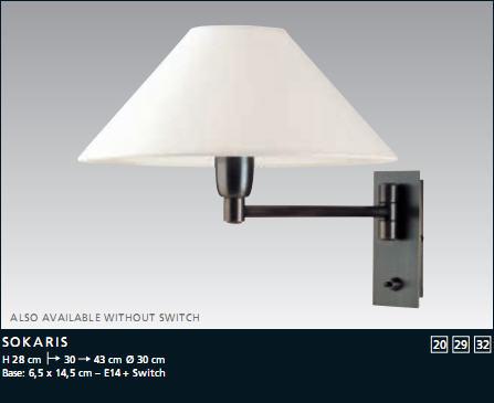Acheter Lampe Sokaris