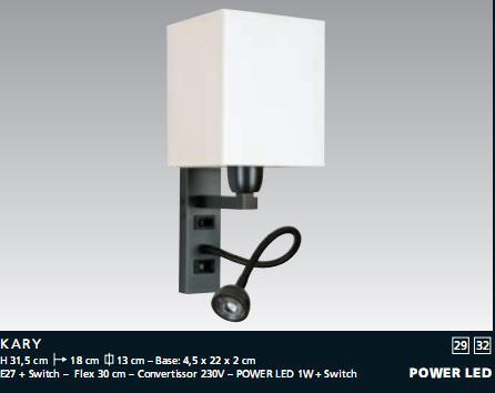 Acheter Lampe Kary