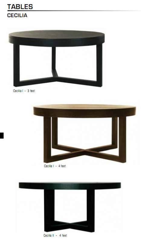 Acheter Table Cecilia